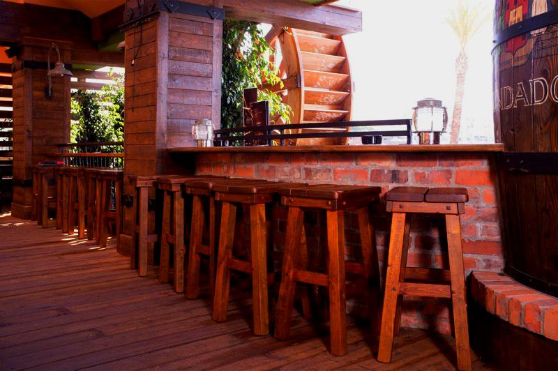Portugal Beer Garden Design