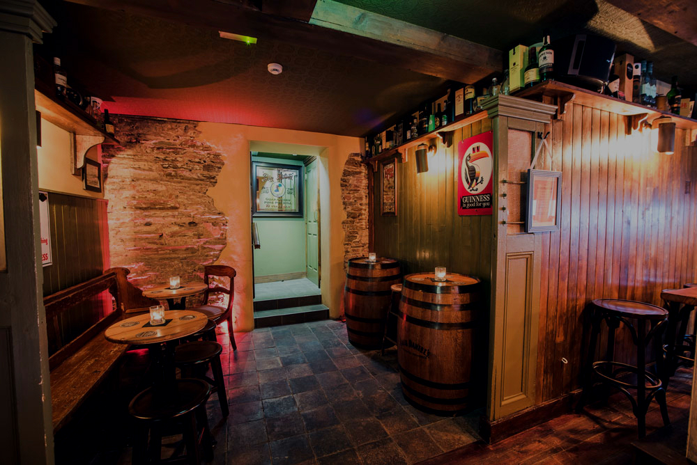 Traditional Irish Pub design Waterford
