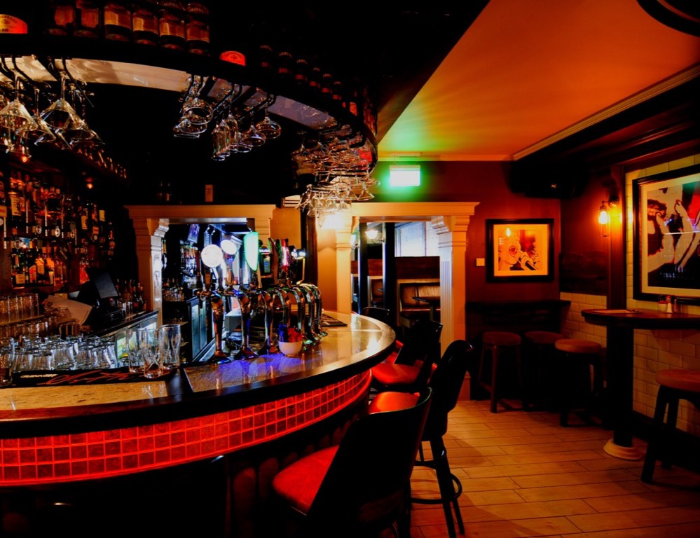 Bar design Galway Ireland
