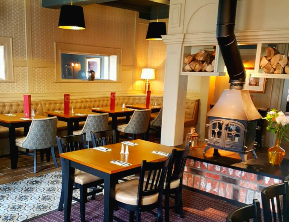 Cohannon Restaurant design