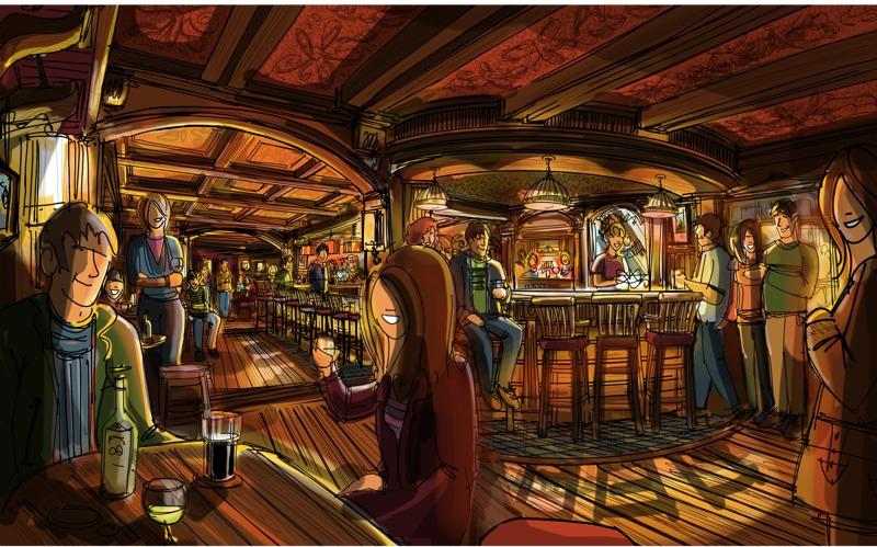 design pub concepts