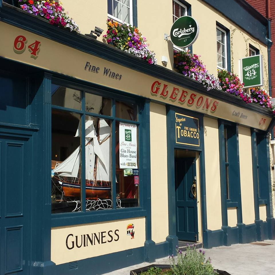 Traditional Bar design County Louth