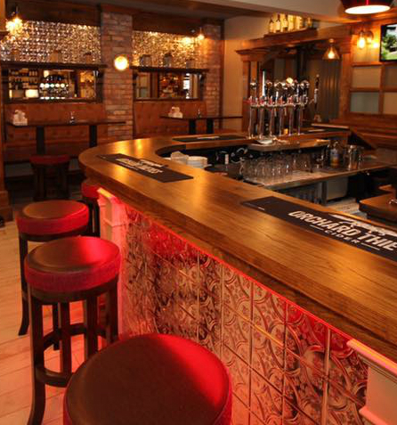 Irish Bar design Mayo
