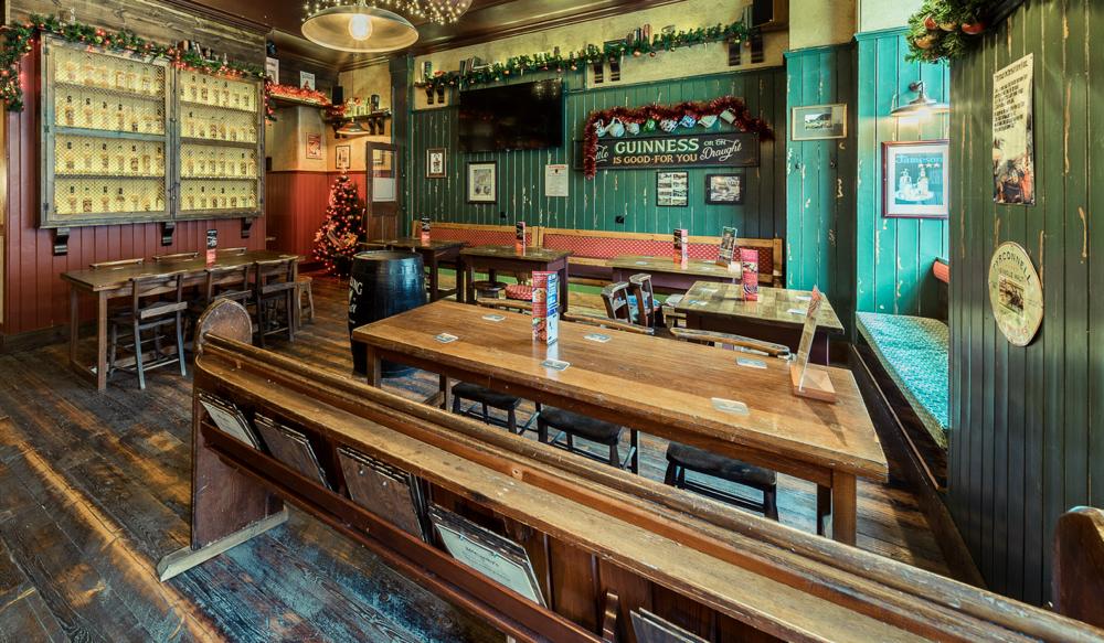 Bar design Prague