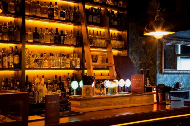 Irish Bar design Watrerford Ireland